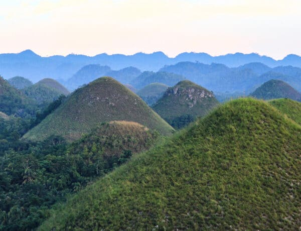 Cestopis Filipiny - Bohol