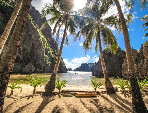 Cestopis Filipiny - El Nido