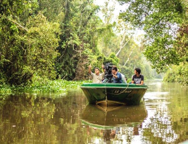 Malajsie - Borneo - Kinabatngan River