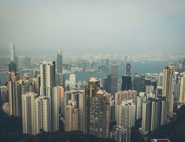 Cestopis Hong Kong