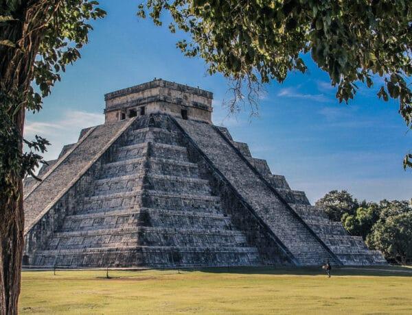Cestopis Mexiko a Belize