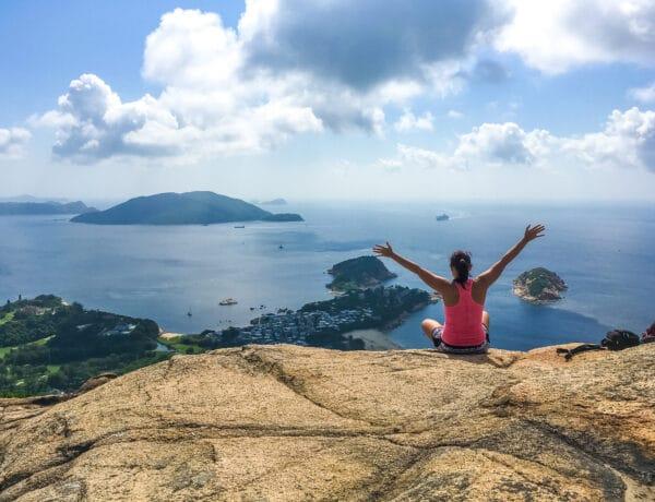 Hong Kong - Dragons Back Trail