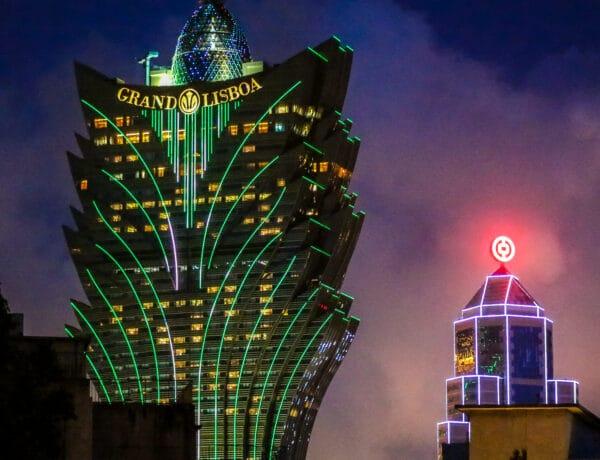 Cestopis Macau