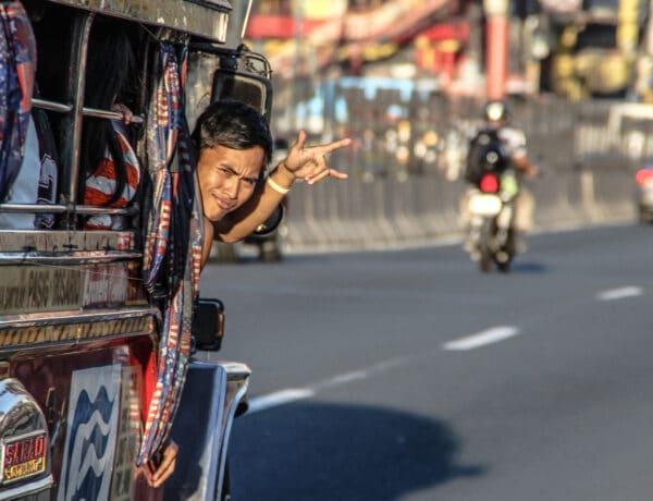 Filipiny - Na cestach