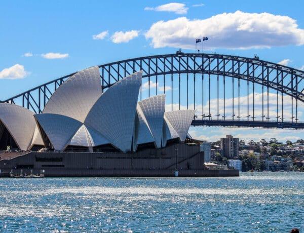 Cestopis Austrálie - Sydney