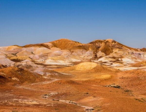 Cestopis Austrálie - Breakaways