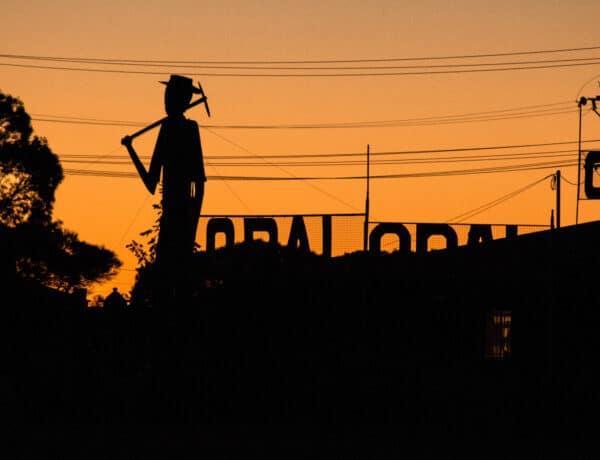 Cestopis Austrálie - Coober Pedy