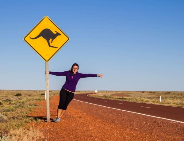 Cestopis Austrálie - Z Coober Pedy do Uluru
