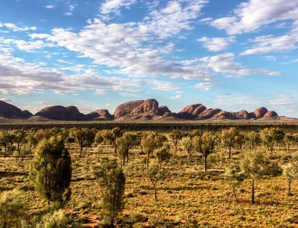 Cestopis Austrálie - Kata Tjuta