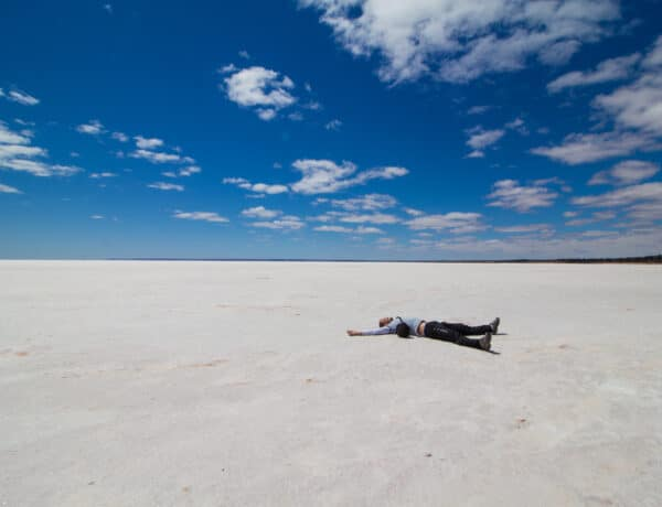 Cestopis Austrálie - Stuart Hwy