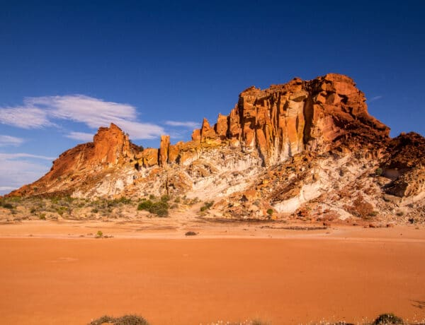 Cestopis Austrálie - Rainbow Valley