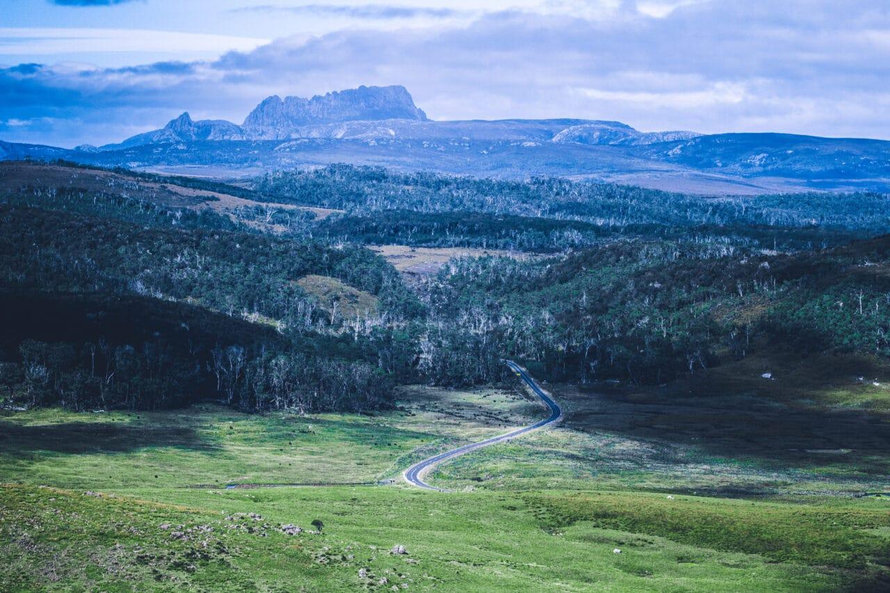 Cestopis Tasmánie - Cradle Mountain