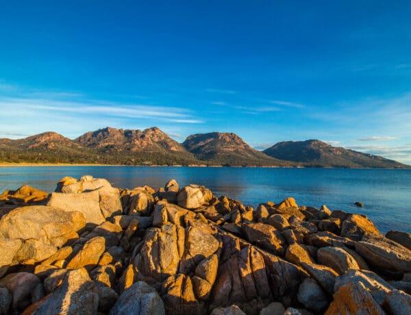 Cestopis Tasmánie - NP Freycinet