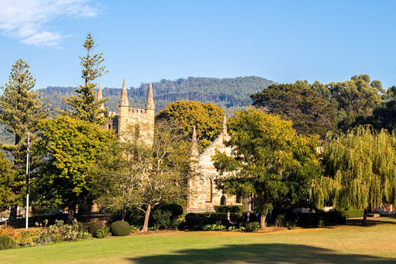 Cestopis Tasmánie - Port Arthur a Hobart